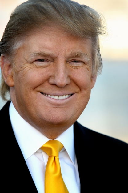 Donald Trump, Holiday Cheer Ambassador